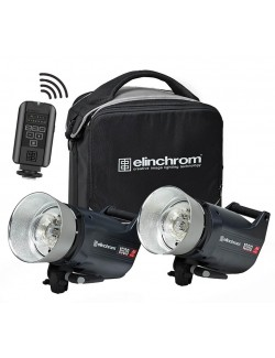 Kit Elinchrom ELC Pro HD 1000 To Go