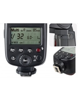 Flash de mano manual Godox Ving V850II